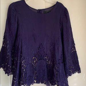 dolce vita S lace blouse